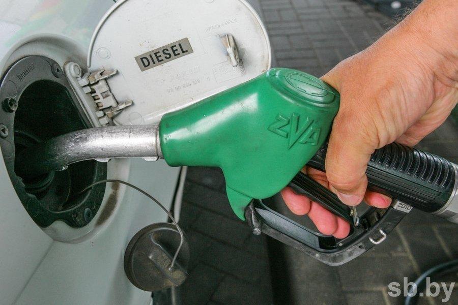 С7октября вРеспублике Беларусь  снова дорожает автомобильное горючее
