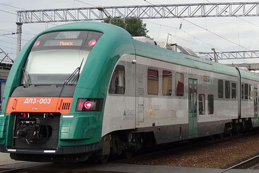 С7апреля перестанут ходить поезда помаршруту «Минск— Национальный аэропорт»