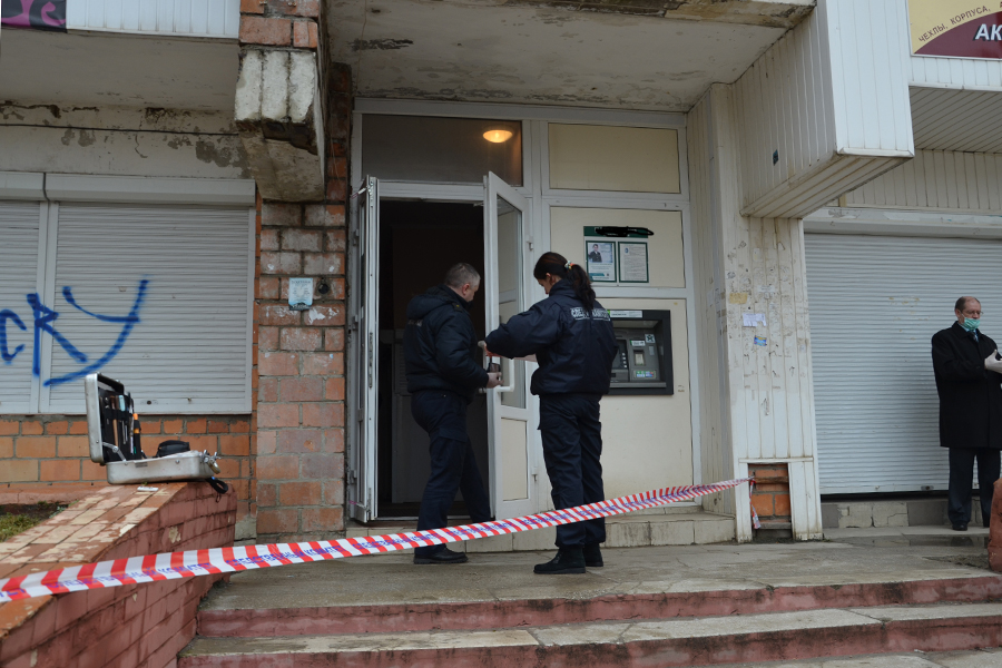 Обидчик взломал банкомат вБресте ипохитил крупную сумму