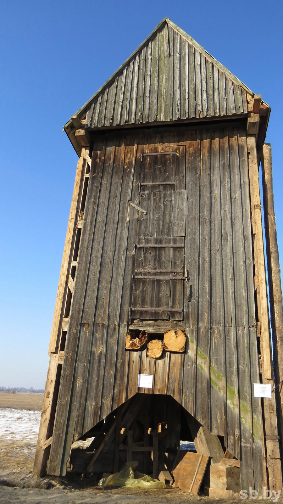 История одной мельницы, или как деревня под Дрогичином сохраняет свою аутентичность