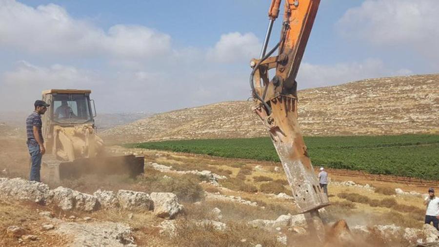 Израиль начал строить первое за25 лет еврейское поселение