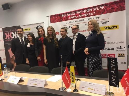 ВМинске стартует неделя моды Belarus Fashion Week