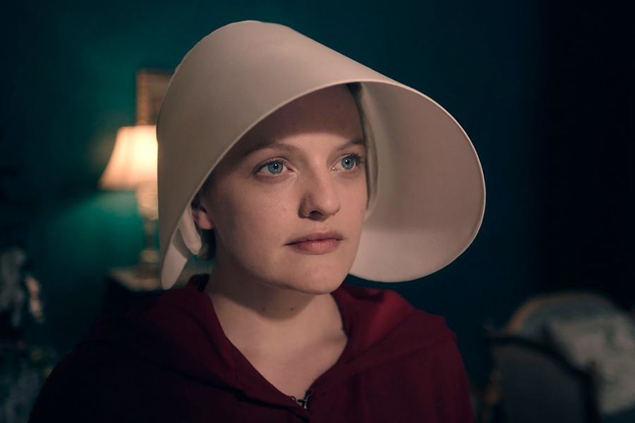 oppression of women in the handmaids tale Maybe you might think about the handmaid's tale  the sort of thing that the handmaids would do to  is being seen as a symbol of women's oppression,.