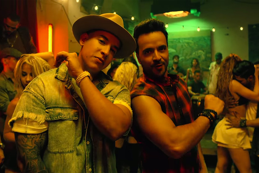 Клип на песню «Despacito» стал наиболее популярным  в истории YouTube