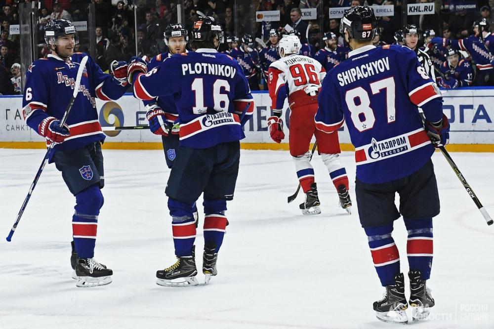 Салават Юлаев нанёс поражение ЦСКА вдомашнем матче КХЛ