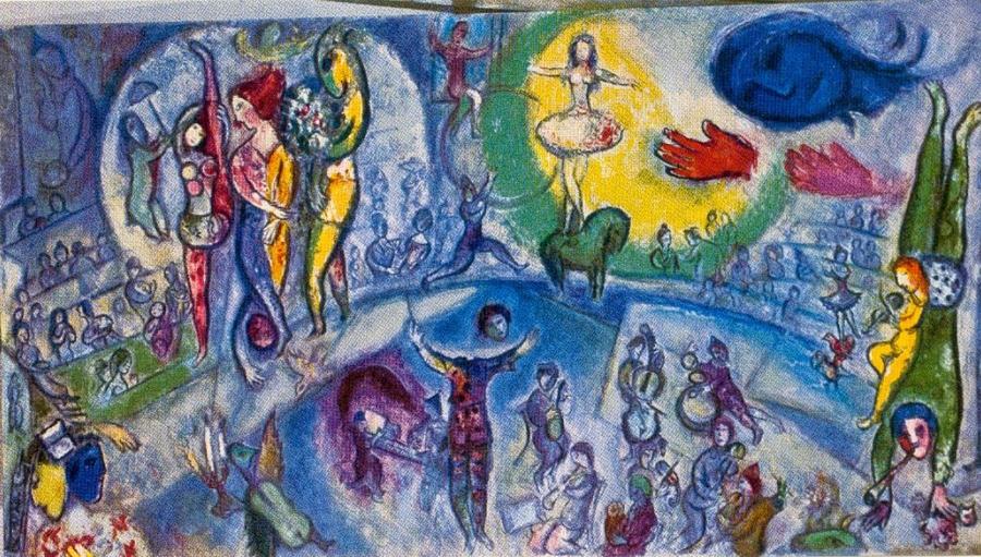 Картина Марка Шагала «Любовники» продана за28,4 млн. долларов