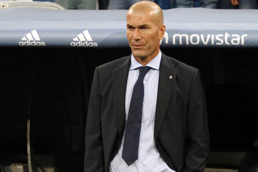 Marca: Зидан продлил договор сРеалом без переговоров