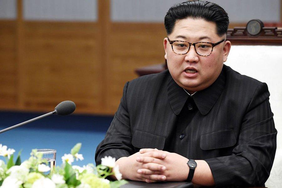 КНДР может отменить встречу Ким Чен Ына с Трампом из-за военных учений