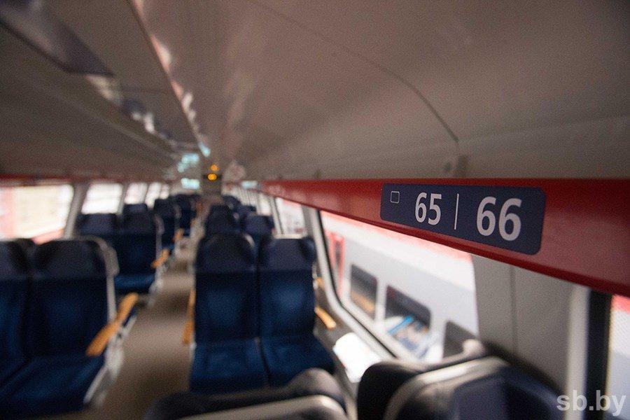 Белорусская железная дорога переходит на новый график с 9 декабря