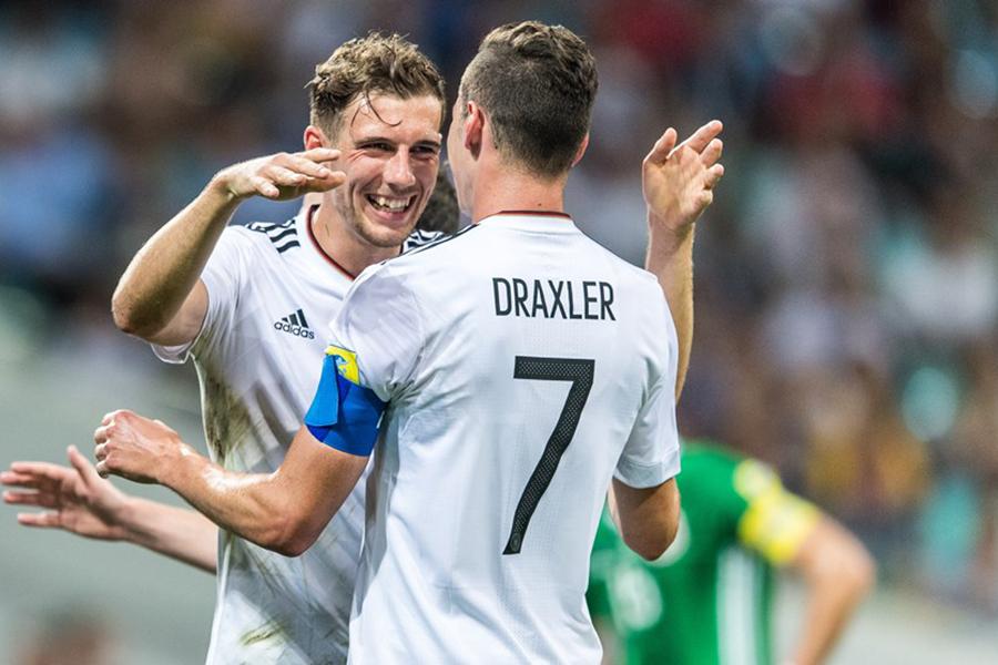 Появилось видео феерической победы Германии вполуфинале Кубка Конфедераций