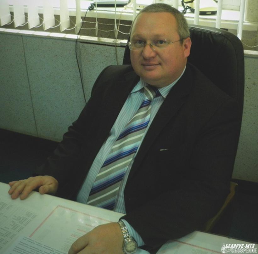 КГБ: схвачен главный металлург МТЗ поделу украинского предпринимателя
