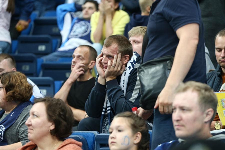 «Слован» продлил серию поражений «Динамо» (Минск) настарте КХЛ дочетырех игр