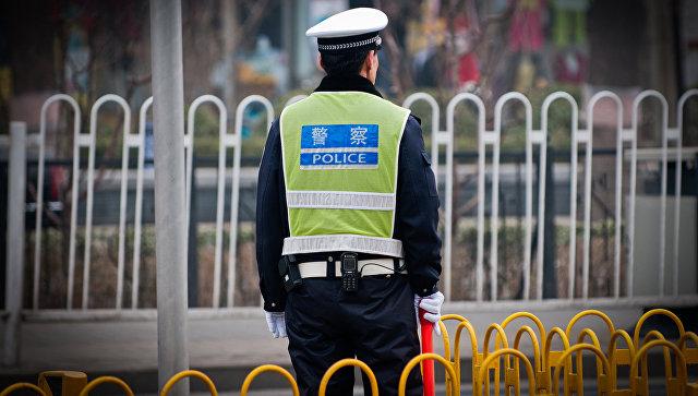 ВКитайской народной республике перевернулся грузовой автомобиль: 12 человек погибли, 19 ранены