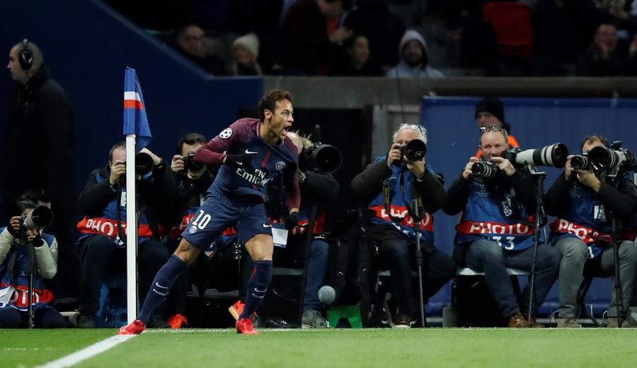 «ПСЖ» разгромил «Селтик» ипобил рекорд Лиги чемпионов