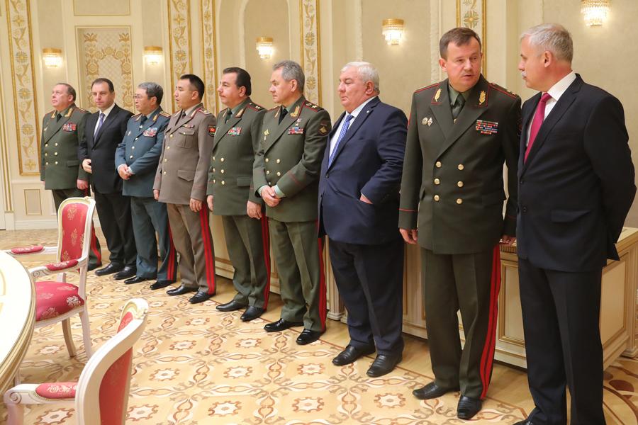 В Минске прошло заседание Совета министров обороны ОДКБ