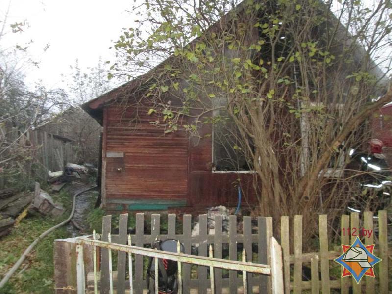 ВВитебской области впроцессе пожаров погибли три человека