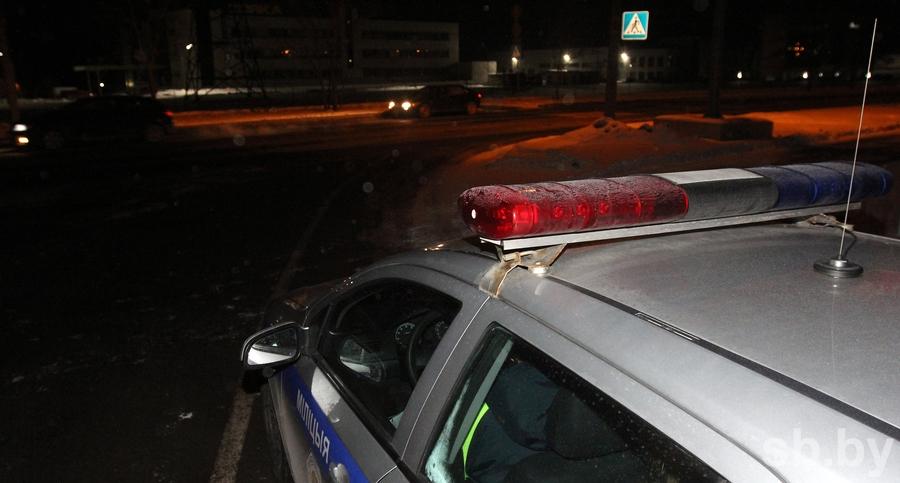 ВМинске нетрезвый шофёр ударил ножом очевидца ДТП