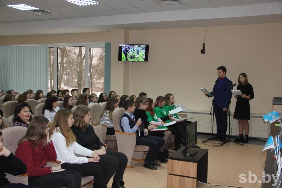 В Березе определили победителей молодежного конкурса «Если бы я был главой района»