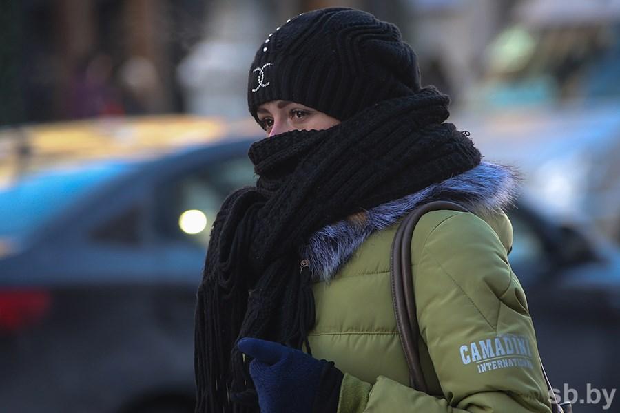 Оранжевый уровень опасности объявлен в Белоруссии на16марта