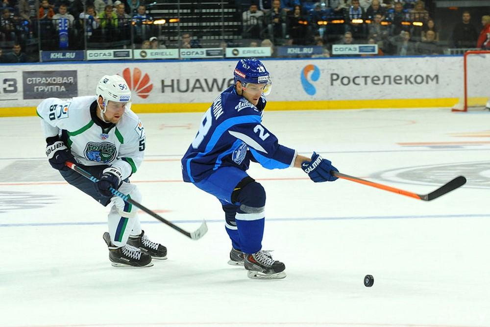 «Югра» и «Лада» исключены из Континентальной хоккейной лиги