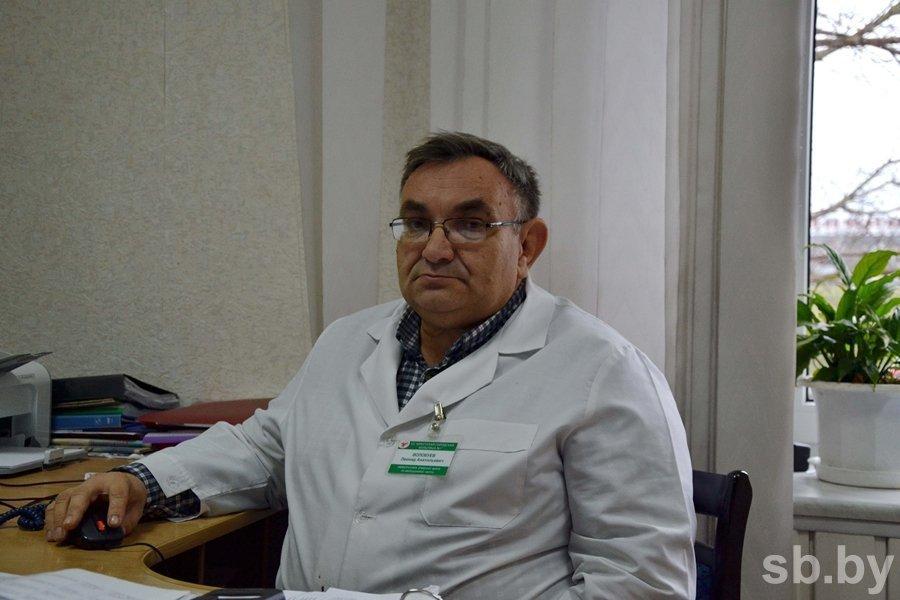 Брестской городской больнице № 1 исполнилось 120 лет