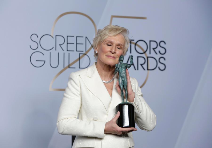 Главная награда Гильдии киноактеров США досталась кинокомиксу «Черная пантера»