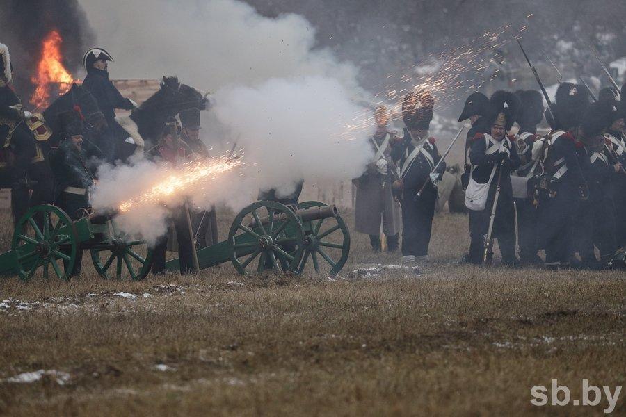 Как под Борисовом прошел второй день сражений на Березине 3