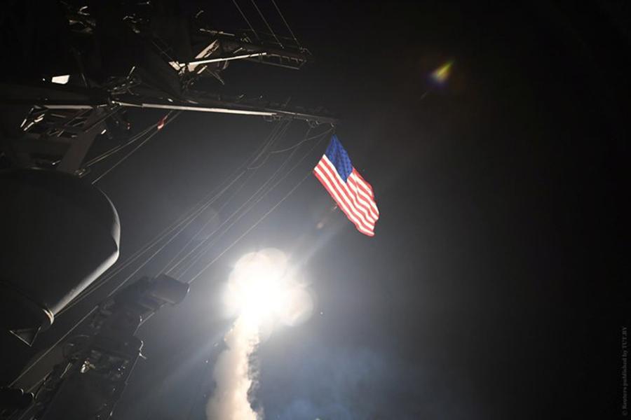 При ракетном ударе США поСирии погибли девять мирных граждан