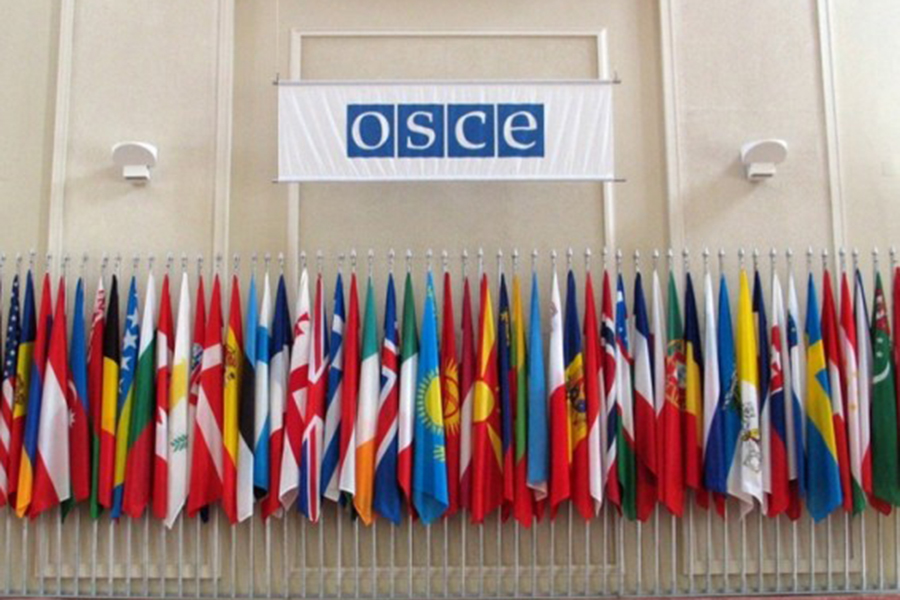 Принята декларацияПА ОБСЕ срезолюциями, призывающими Российскую Федерацию отдать Крым