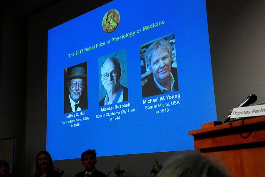 Нобелевскую премию помедицине вручат заборьбу сраком