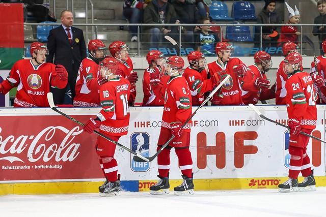 Сборная Белоруссии встартовом матче уверенно обыграла французов