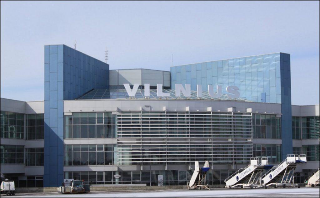ИзВильнюса киевляне домой непопадут: аэропорт закрыли на35 дней