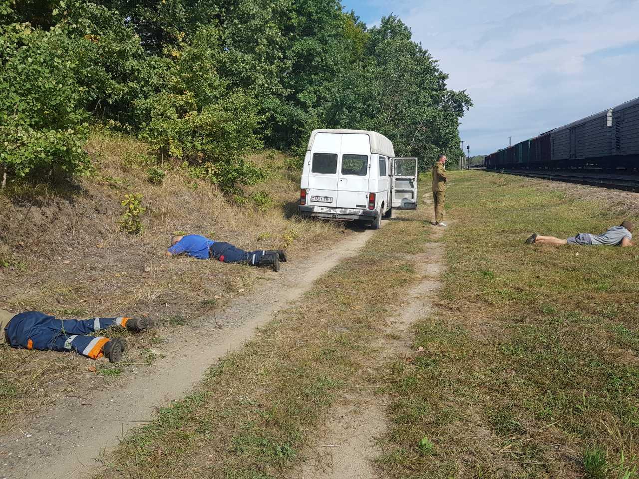 В Бресте железнодорожники пытались украсть 1,3 т дизельного топлива