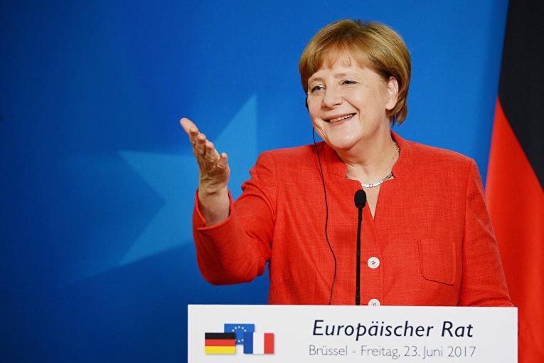 Меркель поведала обизменениях вмировом порядке