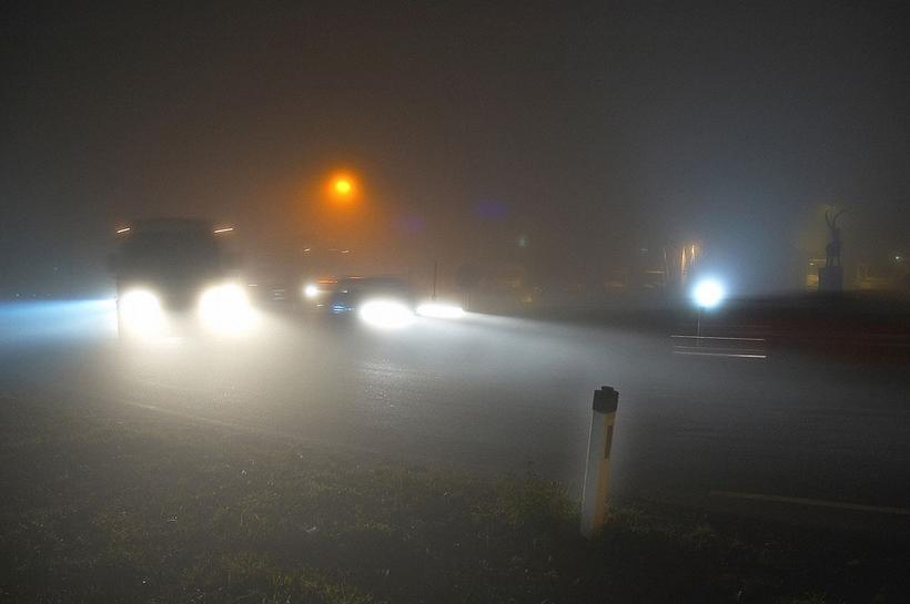 Из-за тумана вРеспублике Беларусь объявлен оранжевый уровень опасности