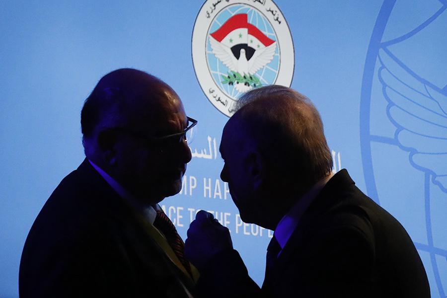 Сочи: результаты сирийского разговора
