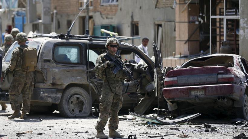ВАфганистане террорист-смертник устроил взрыв: 14 человек погибли