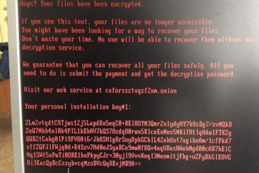 Bad Rabbit— новый вирус-шифровальщик, атаковавший Украинское государство