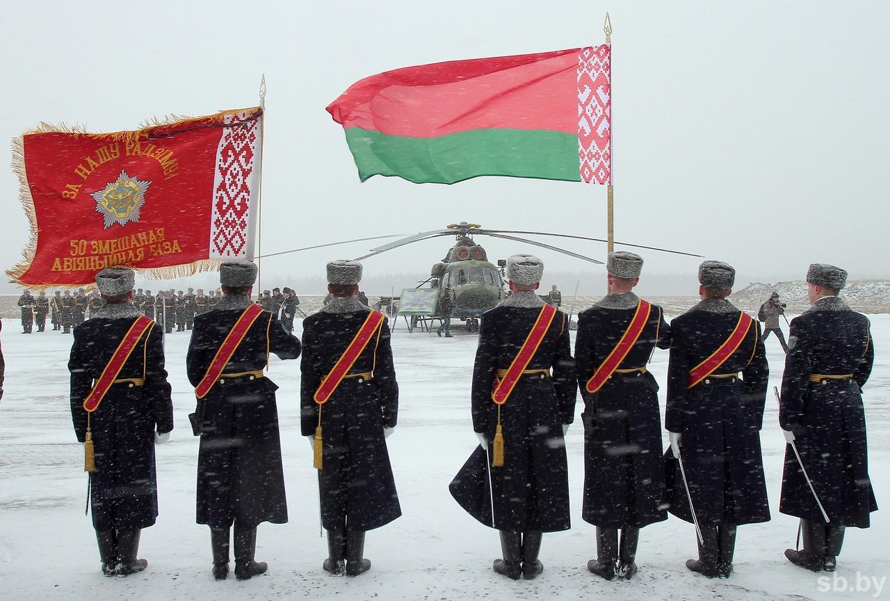 Следующая партия вертолётов Ми-8 будет поставлена ВВС республики Белоруссии в 2017г.
