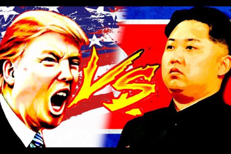 Мыэто сделаем: Трамп объявил оготовности США квойне сКНДР
