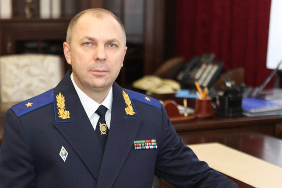 Председатель Следственного комитета Белоруссии отправился срабочим визитом вСША