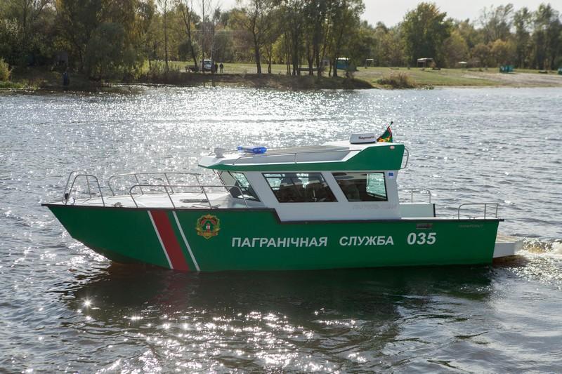 ЕС сказал Беларуссии оборудование для охраны границы с государством Украина