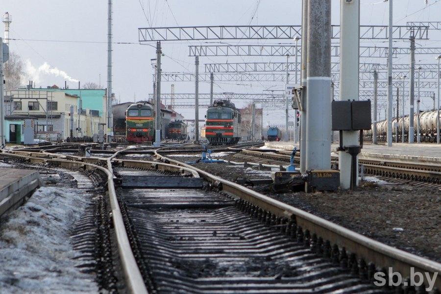 ВДрогичинском районе ребенок бросился под поезд