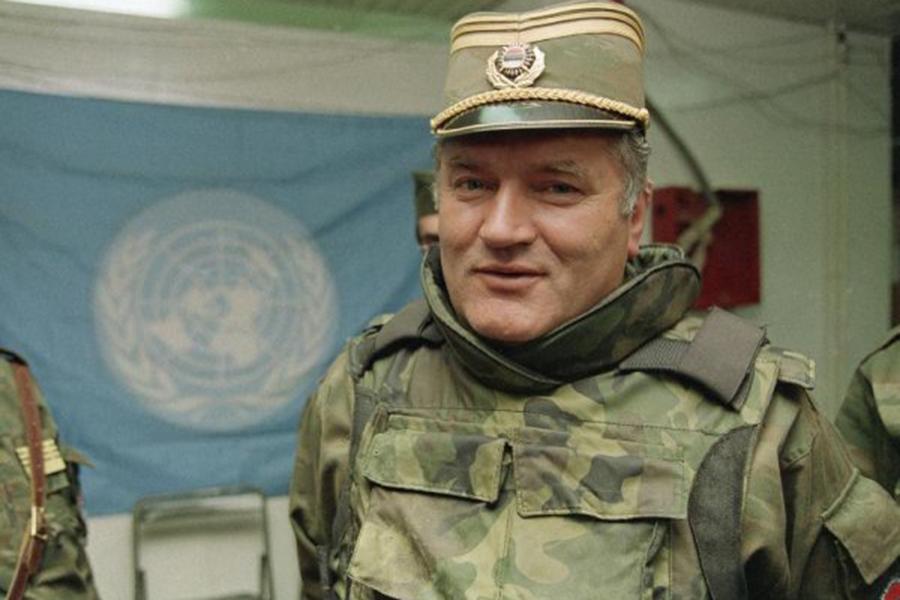 Экс-командующему армией боснийских сербов дали пожизненный срок