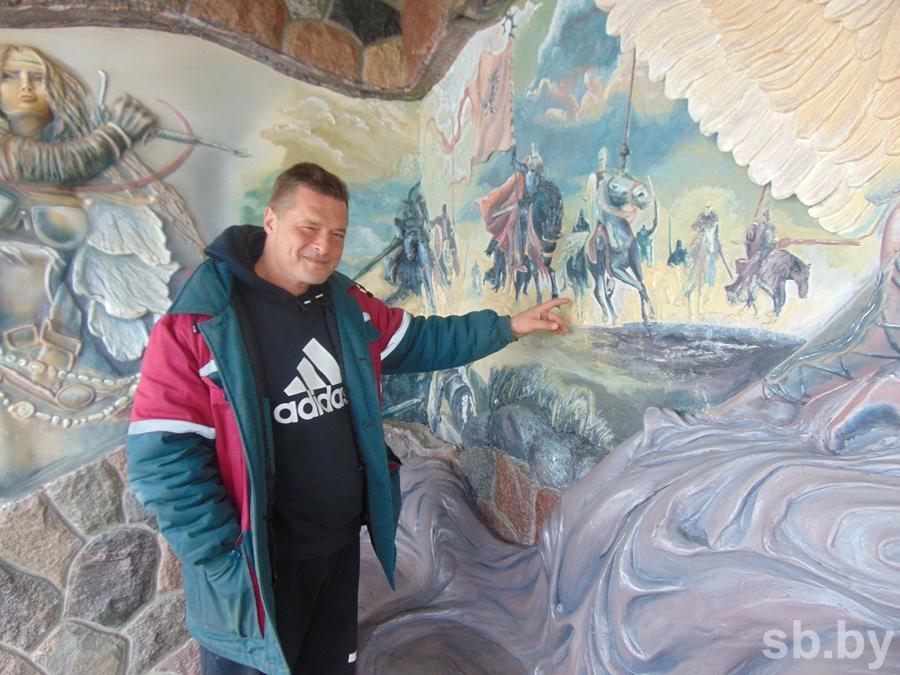 «Яркий, неординарный человек». В Новогрудке погиб бизнесмен, обустроивший арт-усадьбу