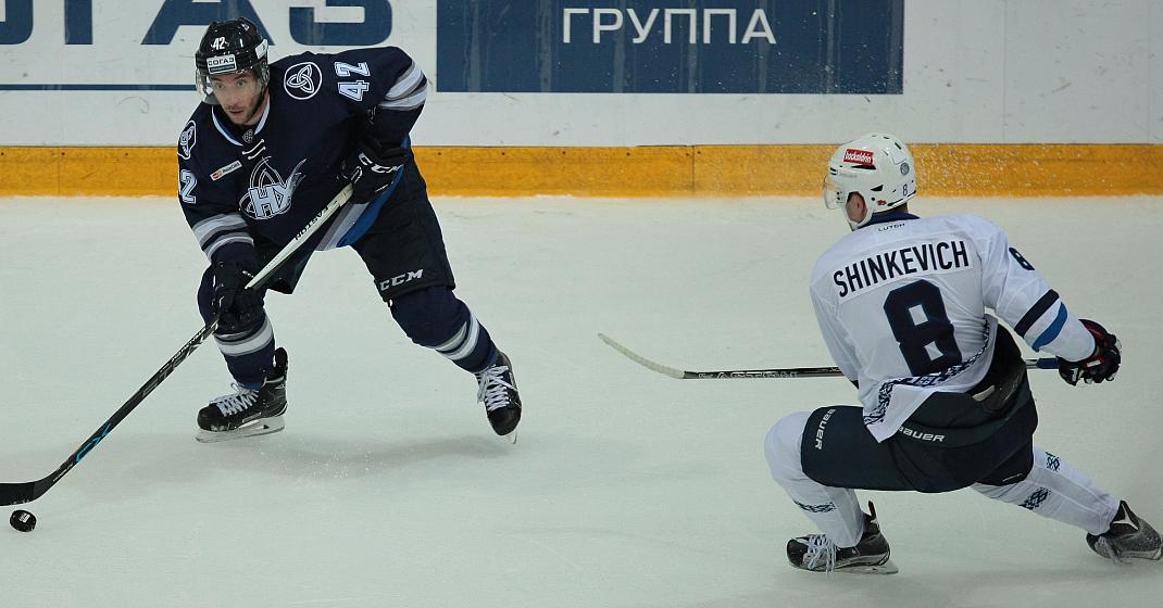 Два очка Секстона помогли «Нефтехимику» обыграть минское «Динамо»
