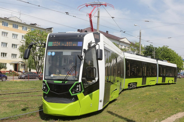 Городской электротранспорт поможет решить экологические проблемы