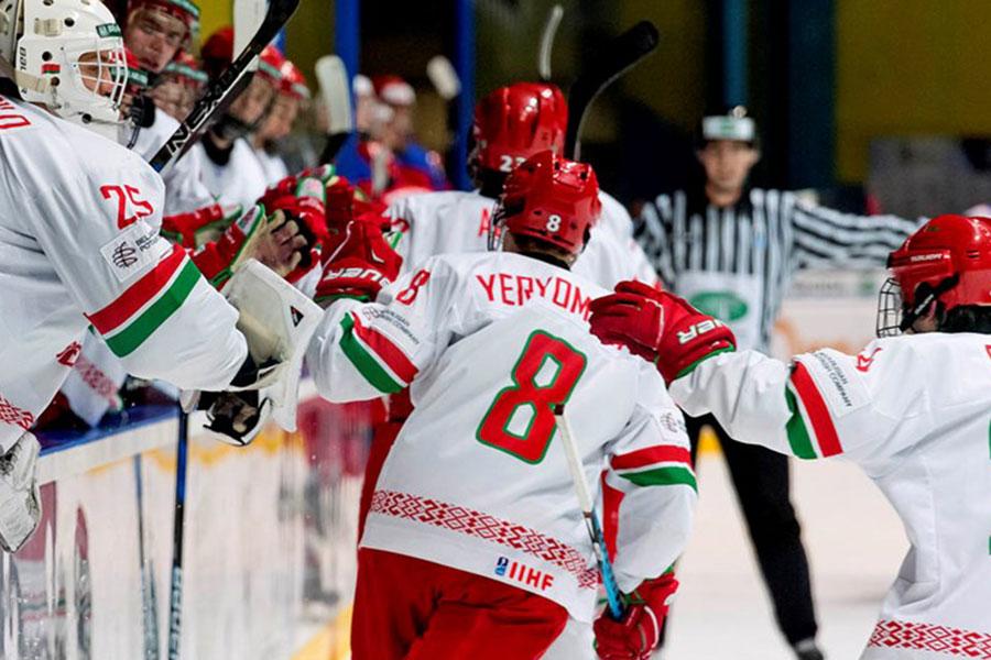 ЮЧМ-2017: сборная Беларуссии обыграла Латвию исохранила место вэлите