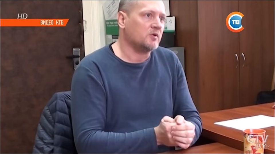 Стало известно оцелях украинца, обвиненного вшпионаже в республики Белоруссии