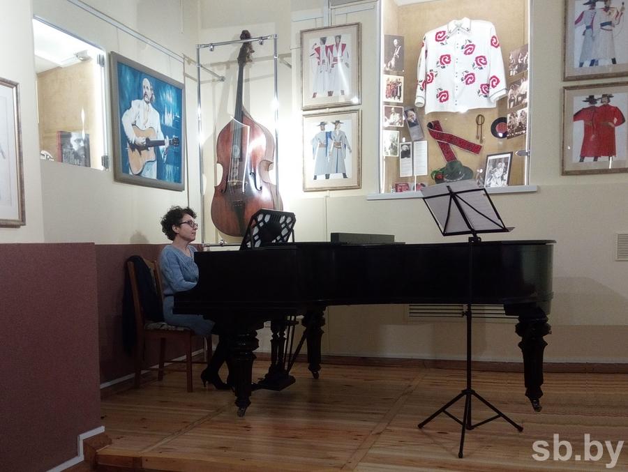 В Музее истории театральной и музыкальной культуры открыли год Монюшко